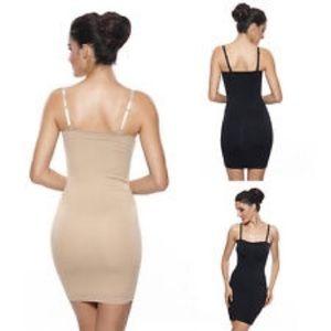 Body Slimmers Nancy Ganz Shapewear Dress Nude